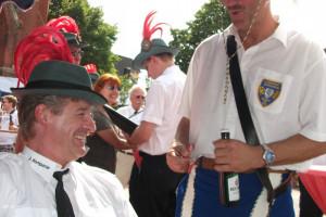 Schützenfest Ausrufen 2011