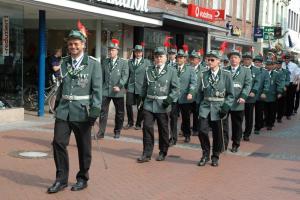 Schützenfest Freitag und Samstag 2007