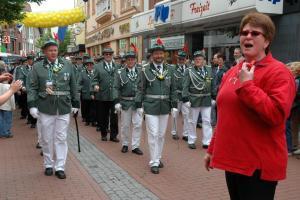 Schützenfest Montag 2005