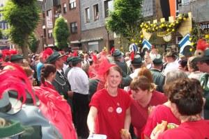 Schützenfest Montag  2011