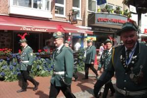 Schützenfest Samstag 2017