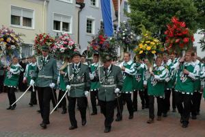 Schützenfest Sonntag 2005