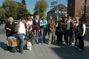 Wanderung der Schützenfrauen 2008