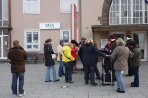 Winterwanderung Schützenfrauen 2010